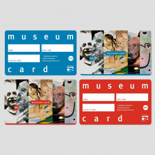 Museum Card 48h
