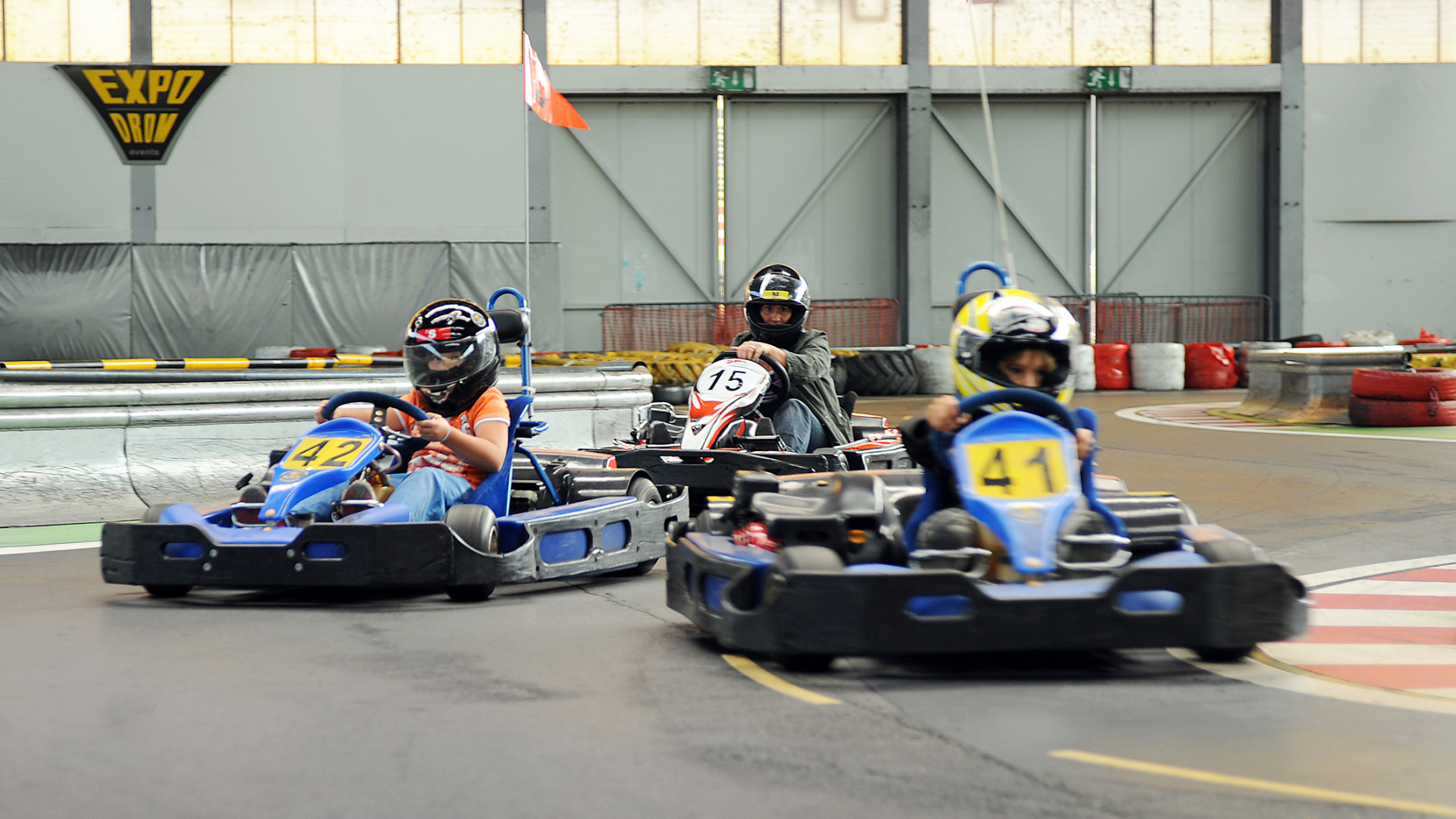 bern kart Expodrom Indoor Karting   Bern Tourism bern kart