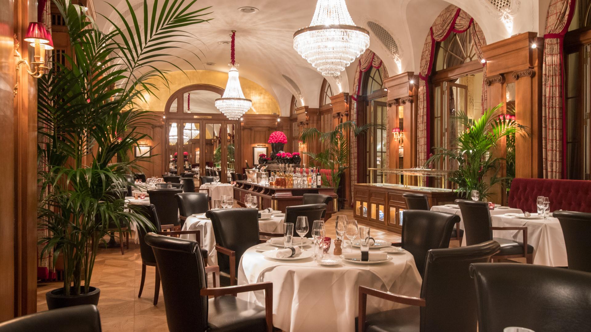 Restaurant VUE Bern Tourism