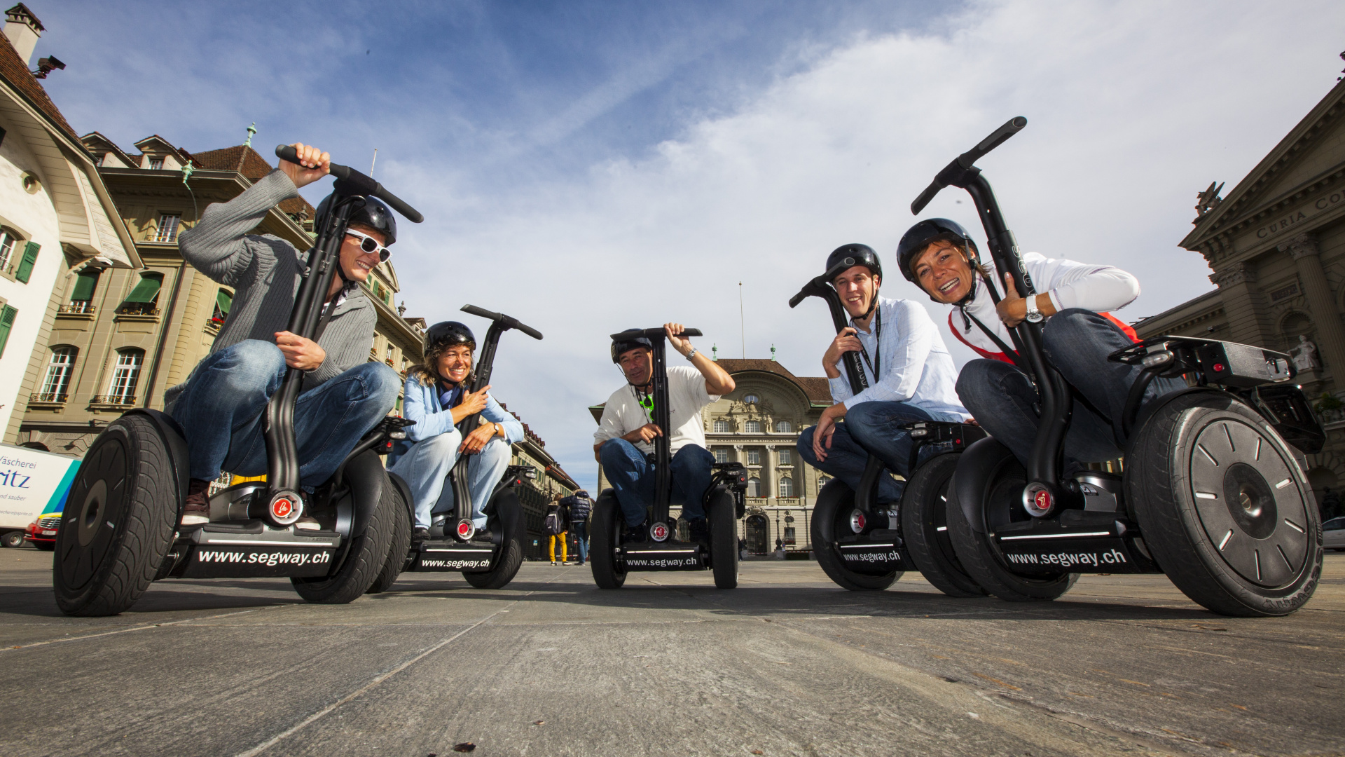Dec 04, · City Segway Tours specializes in offering an exciting and unique tour of Washington, DC. Whether you are a tourist or a local, City Segway Tours promises to provide a tour that cannot be duplicated. Our customer service and attention to detail is top notch!/5().