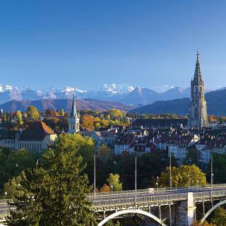 Bern Skyline