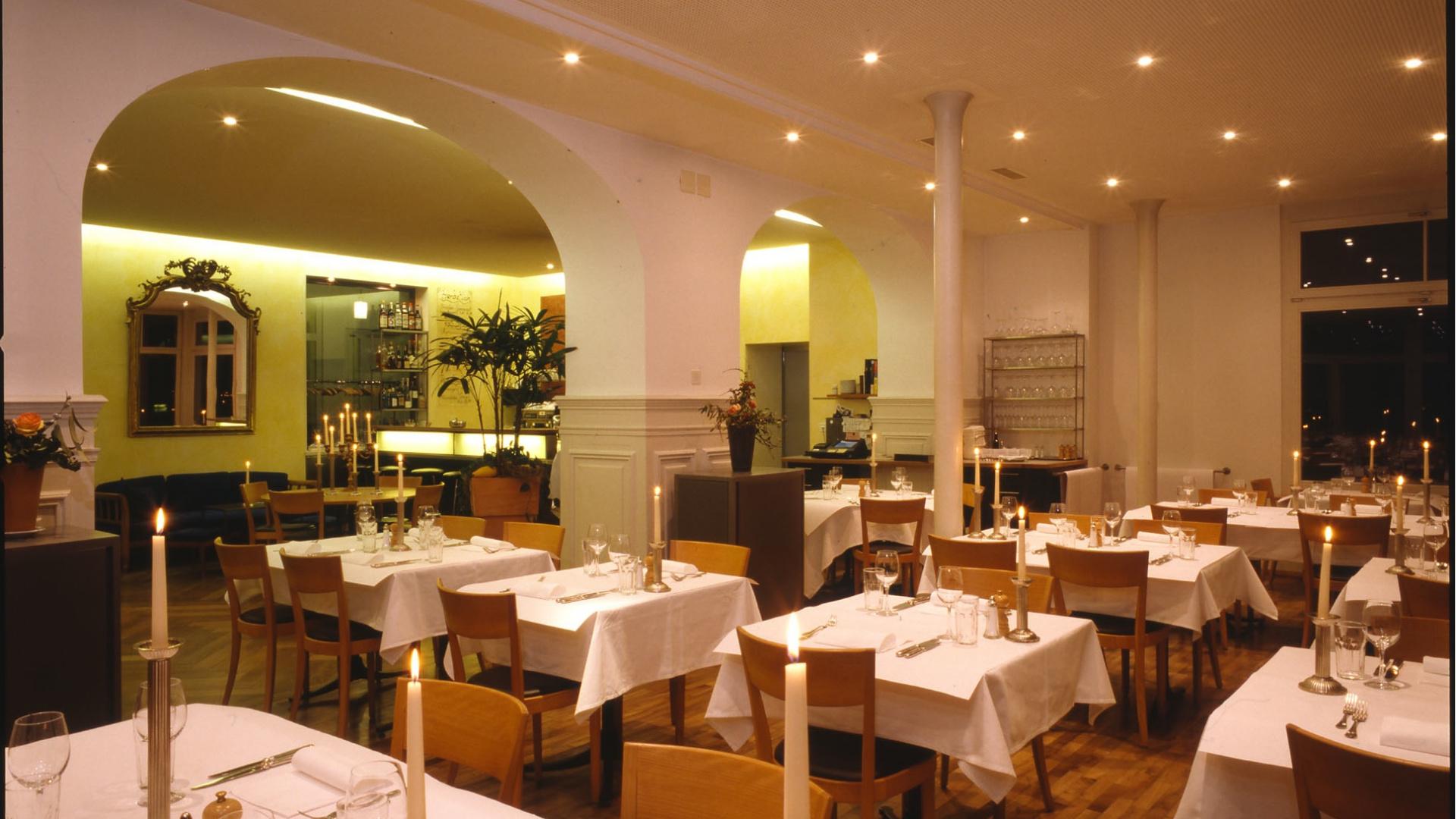 Restaurant Veranda Bern Tourism